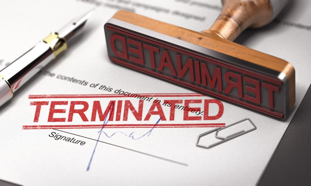 Five Key Considerations Before Terminating an Employee